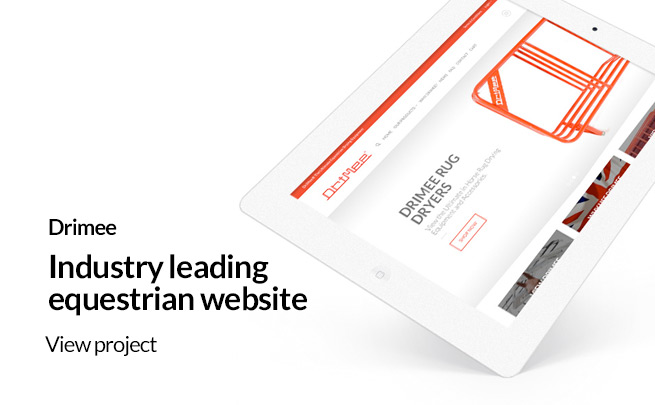 idea uk design website designer sheffield drimee