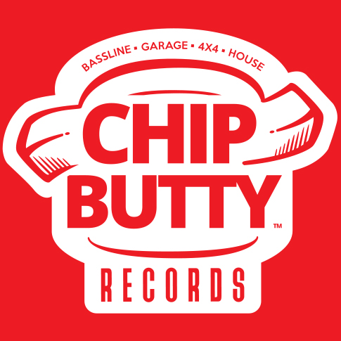 IDEA Design logo designer Sheffield chip butty records logo designer Rotherham Sheffield