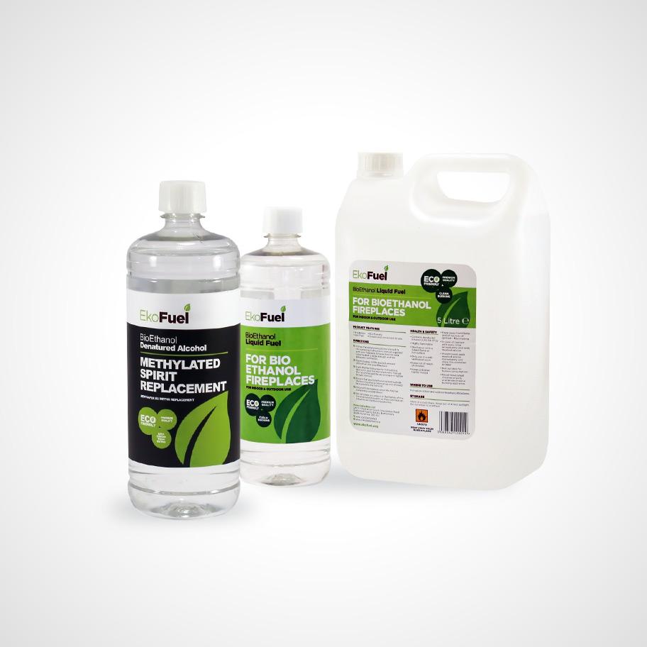bottles image editing retouching eko fuels