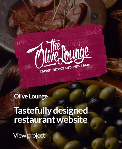 olive lounge website