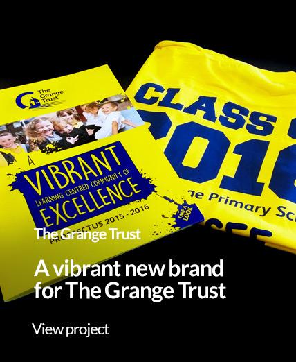 the grange trust new brand