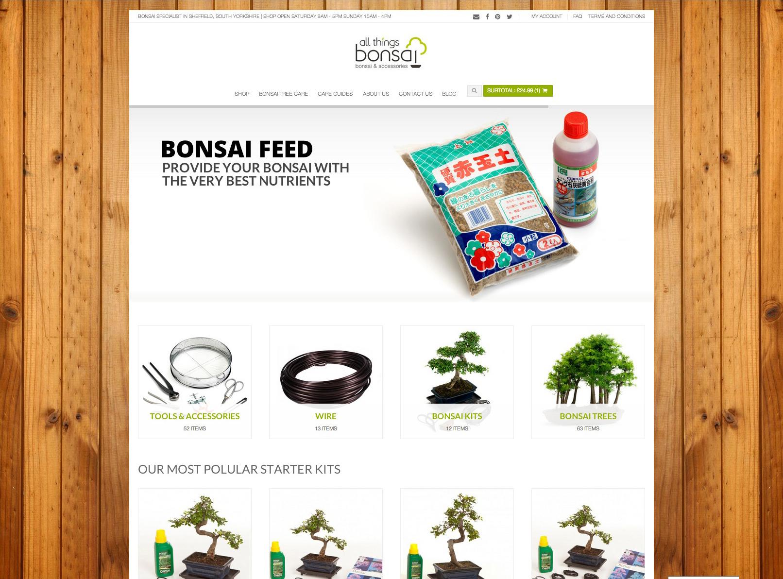 All Things Bonsai