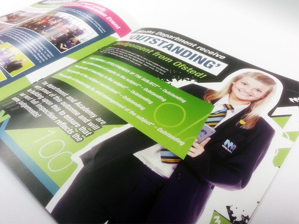 Maltby Academy Venture Magazine