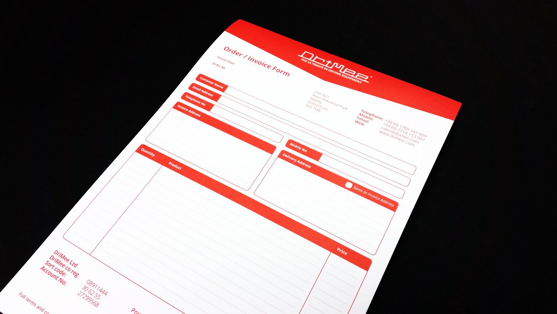 IDEA UK Design Rotherham Drimee Carbon Copy Pads 2