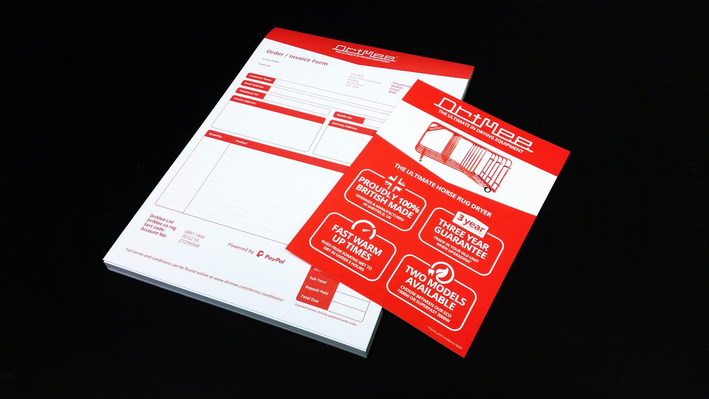 IDEA UK Design Rotherham Drimee Carbon Copy Pads 7