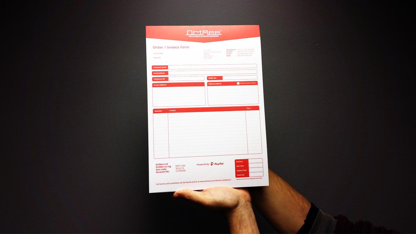IDEA UK Design Rotherham Drimee Carbon Copy Pads 8