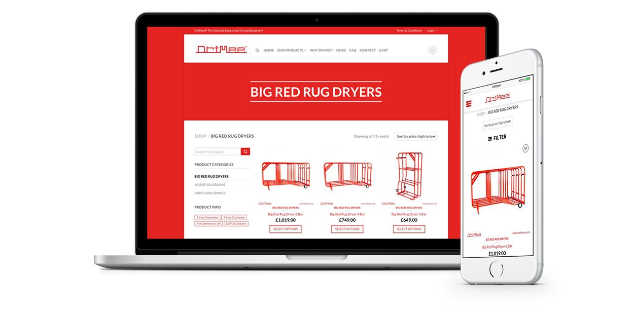 IDEA UK Design Marketing Rotherham Sheffield drimee macbook