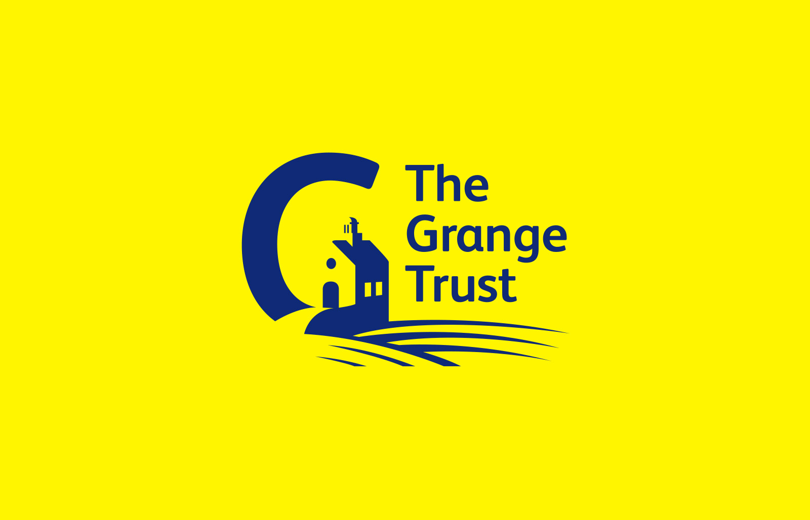 the grange trust bramley primary school logo design designer sheffield