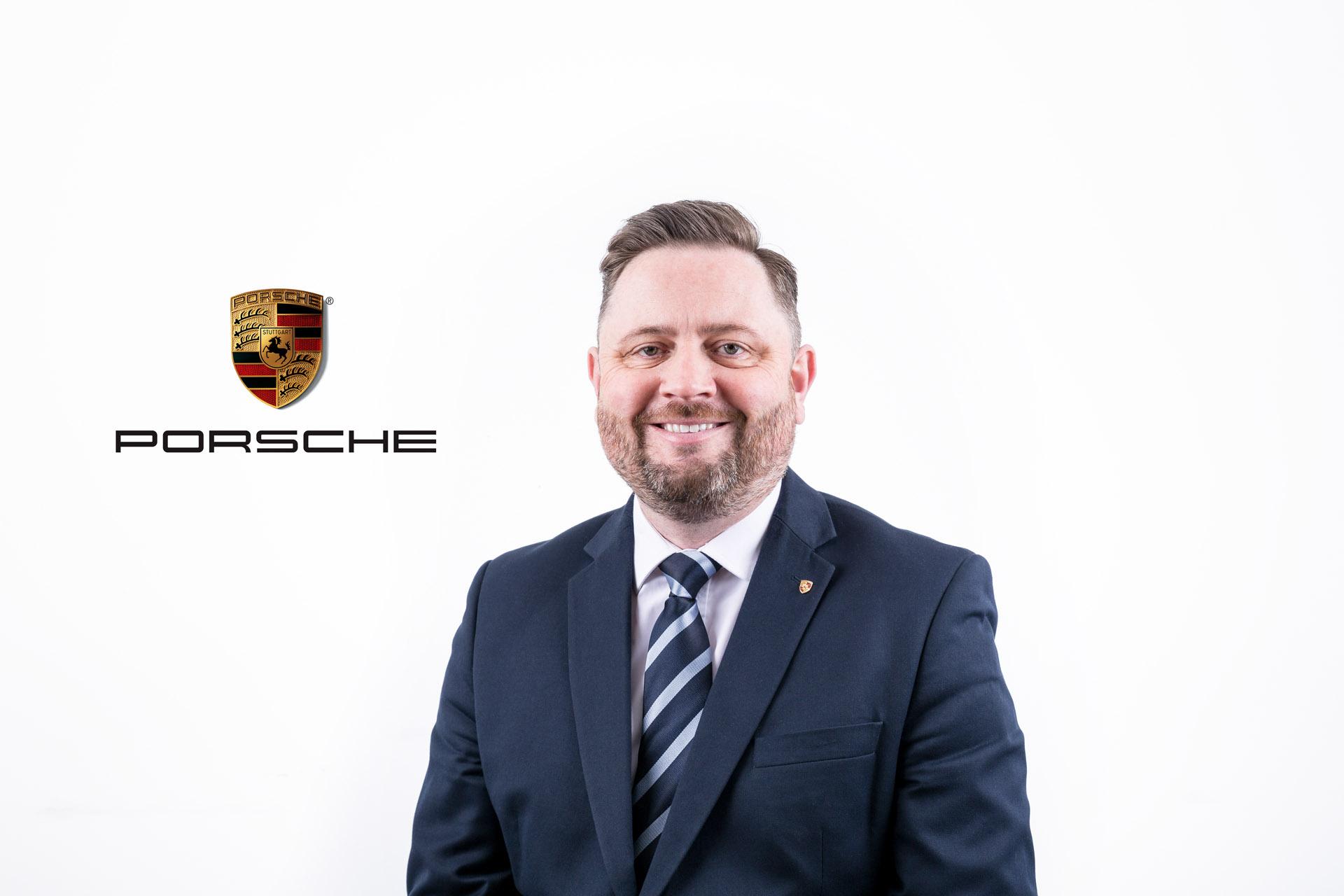 Porsche Centre Sheffield Portrait Photography IDEA Design Photographer