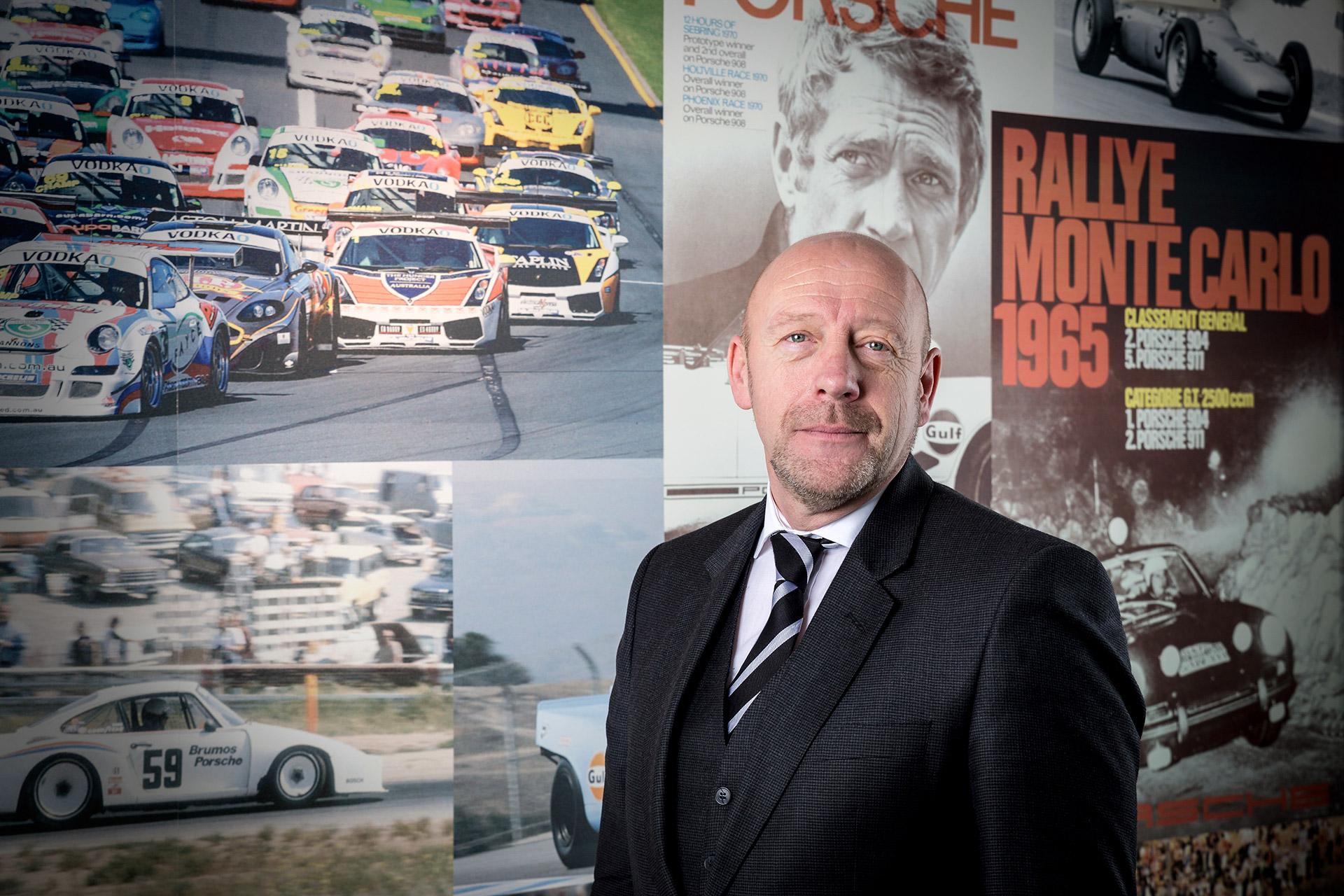 Porsche Centre Sheffield Portraits v2