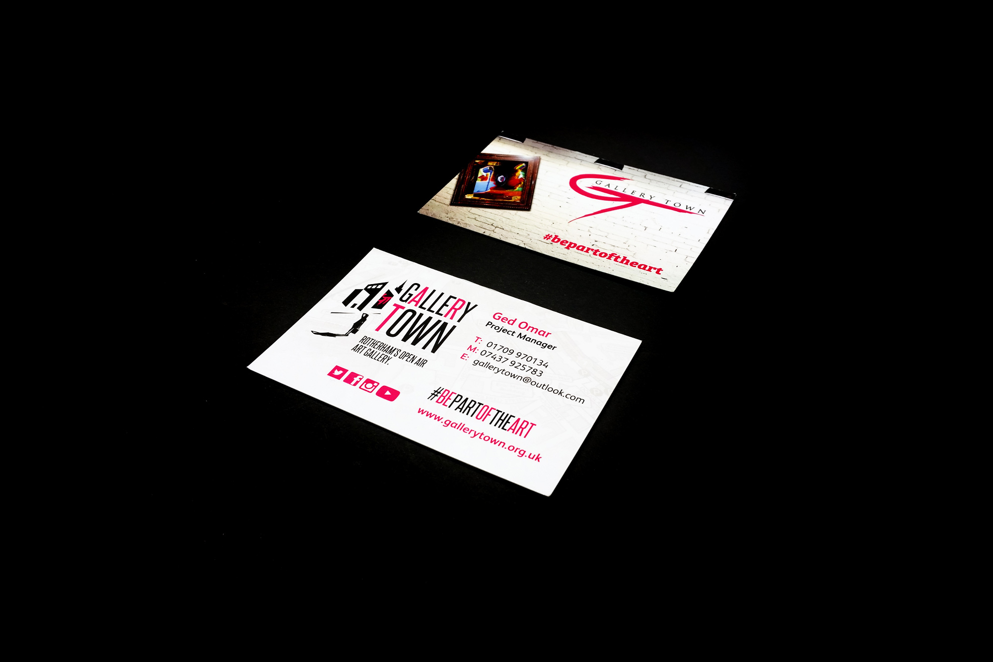 Gallery town business card design idea uk design rotherham idea design gallery town business card design idea uk design rotherham reheart Choice Image