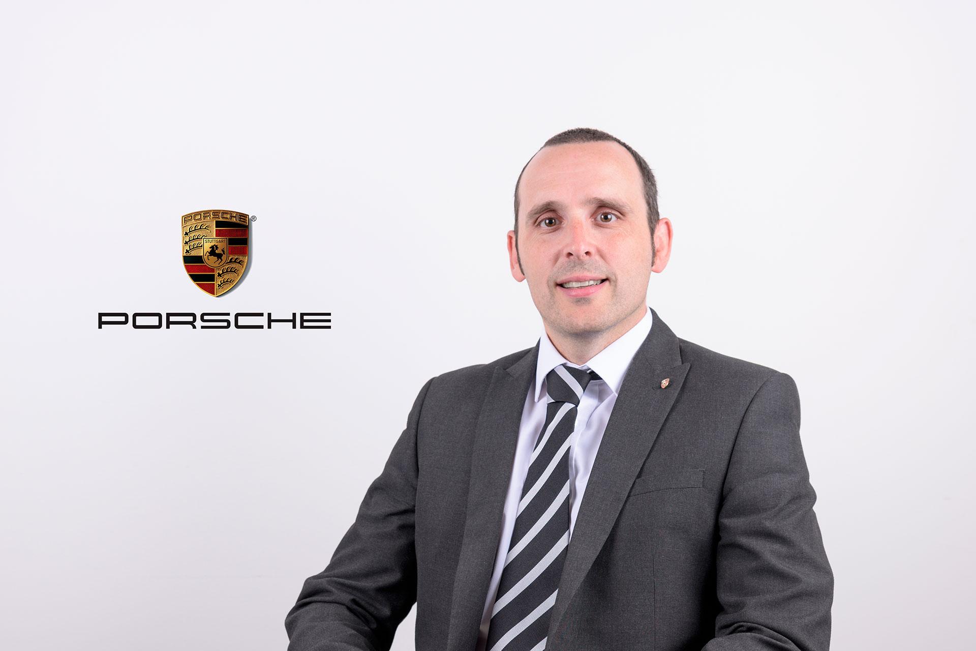 Porsche Centre Leeds Portrait Photography IDEA Design Photographer Sheffield