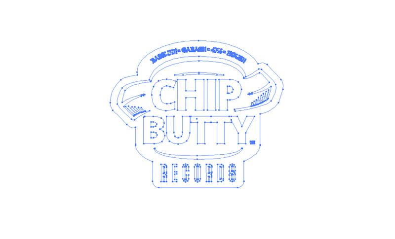 Idea Design Chip Butty Records Logo Design Rotherham Sheffield