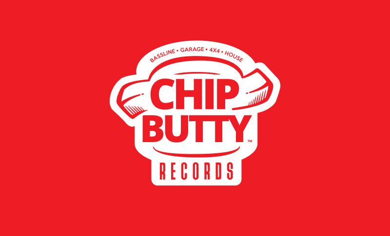 Idea Design Chip Butty Records Logo Rotherham Sheffield