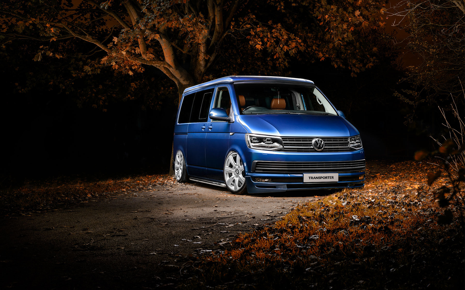 Volkswagen Transporter T6 Blue Not Just Campers Wipdesigns Photographer-Sheffield