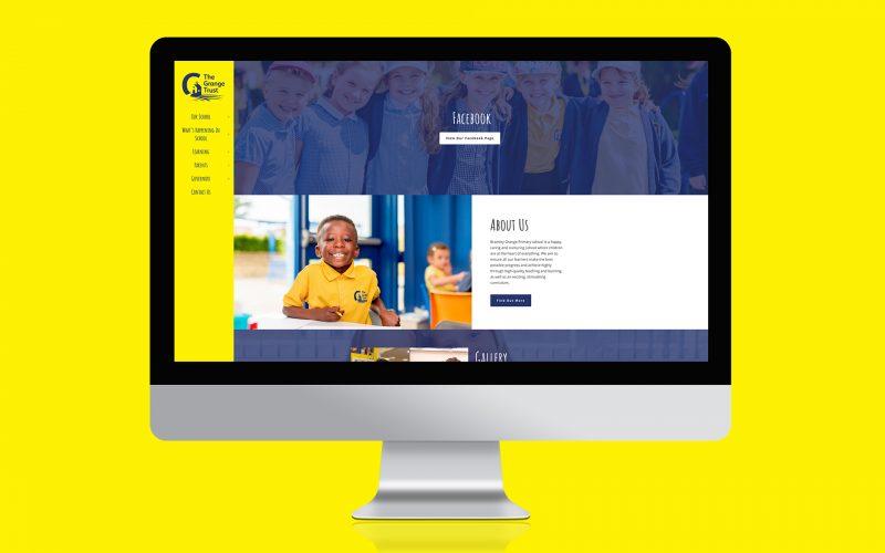 The grange trust website imac